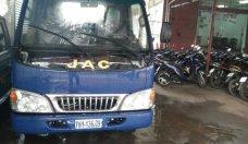 Xe tải Jac 2 tấn 4 vào TP, trả góp 100% giá 295 triệu tại Tp.HCM