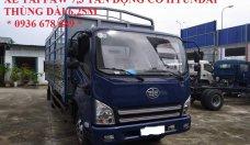 Bán xe tải thùng Faw 7,3 tấn động cơ Hyundai D4DB, thùng dài 6,25m, cabin Isuzu giá 540 triệu tại Hà Nội