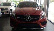 Bán ô tô Mercedes GLE 450 AMG sản xuất 2017, màu đỏ, nhập khẩu, mới 100% giá 4 tỷ 469 tr tại Hà Nội