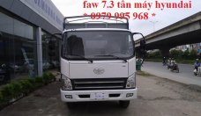 Faw 7,3 tấn động cơ Hyundai D4DB, thùng mui bạt dài 6m25. Hotline 0979 995 968 giá 540 triệu tại Hà Nội