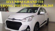 Hyundai Grand i10 2017 Đà Nẵng, Hỗ trợ trả góp 80%, thủ tục đơn giản, LH: Trọng Phương - 0935.536.365 - 0914.95.27.27 giá 330 triệu tại Đà Nẵng