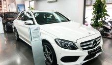 Bán Mercedes C300 AMG 2017 trắng chạy lướt giá hấp dẫn giá 1 tỷ 630 tr tại Hà Nội