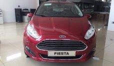 Bán Ford Fiesta 1.0 Ecboost 2018, giá tốt giao ngay, hỗ trợ trả góp 80% lãi suất tốt giá 555 triệu tại Thái Nguyên