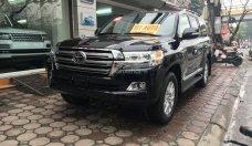 Bán Toyota Land Cruiser 5.7 Mỹ đời 2017, màu đen, nhập khẩu nguyên chiếc giá 5 tỷ 561 tr tại Hà Nội