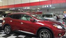 Bán Nissan Murano LTD đời 2017, màu đỏ, nhập khẩu nguyên chiếc giá 2 tỷ 698 tr tại Hà Nội
