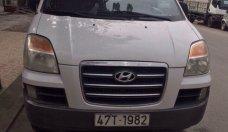 Bán xe bán tải Hyundai Starex 6 chỗ 8 tạ, đời 2005, máy cơ, số sàn giá 255 triệu tại Hải Phòng