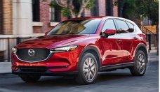 Cần bán xe Mazda CX 5 năm 2018, màu đỏ giá 799 triệu tại Bắc Giang