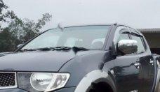 Bán Mitsubishi Triton Gls đời 2009, màu xám, nhập khẩu   giá 321 triệu tại Hà Tĩnh