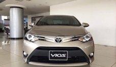 Bán Toyota Vios G đời 2018, màu vàng cát, giá cạnh tranh giá 535 triệu tại Hà Nội
