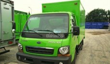 Cần bán xe Kia Frontier 200 thùng kín đời 2018, màu xanh giá 291 triệu tại Hà Nội