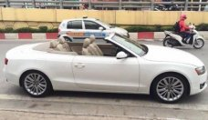 Bán Audi A4 đời 2008, màu trắng chính chủ giá 950 triệu tại Tp.HCM
