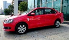 Bán ô tô Volkswagen Polo E đời 2017, màu đỏ, nhập khẩu, 699tr giá 699 triệu tại Bình Phước