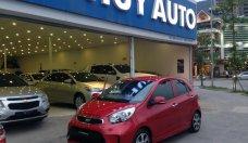 Bán xe Kia Morning năm 2016, màu đỏ, giá ưu đãi, giao xe nhanh giá 375 triệu tại Hà Nội