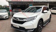 Cần bán lại xe Honda CR V đời 2018, màu trắng, nhập khẩu nguyên chiếc giá 1 tỷ 290 tr tại Hà Nội