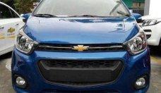 Bán Chevrolet Spark 1.2 LT đời 2018, màu xanh lam, 389 triệu giá 389 triệu tại Tp.HCM