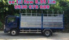 Đại lý bán xe tải Faw 6.95 tấn thùng dài 5m1, máy khỏe, cam kết giá rẻ nhất giá 392 triệu tại Hà Nội