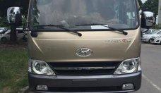 Bán Hyundai County Đồng Vàng, thân dài, sản xuất năm 2018, màu xám giá 1 tỷ 310 tr tại Hà Nội