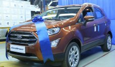 Bán Ford Ecosport 2018 Titatium hoàn toàn mới giá rẻ, giao ngay giá 648 triệu tại Hà Nội