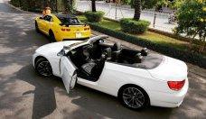 Bán xe BMW 3 Series 325i Convertible năm 2009, màu trắng, nhập khẩu giá 970 triệu tại Tp.HCM