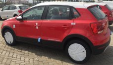 Bán xe Volkswagen Tiguan Allspace 2018, (màu đỏ), nhập khẩu mới 100% - LH: 0933.365.188 giá 1 tỷ 699 tr tại Tp.HCM
