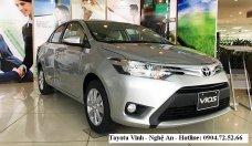 Toyota Vinh - Nghệ An. Giá xe Vios 2018 giá tốt tại Nghệ An, Hotline: 0904.72.52.66 giá 515 triệu tại Nghệ An