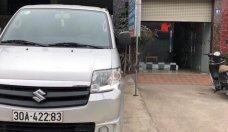 Salon bán Suzuki APV GL 1.6 MT đời 2009, màu bạc số sàn giá 265 triệu tại Hà Nội