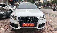 Salon bán Audi Q5 2.0l sản xuất 2013, màu trắng, xe nhập giá 1 tỷ 540 tr tại Hà Nội