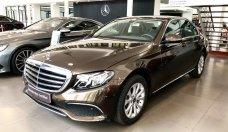 Cần bán Mercedes E200 đời 2017, màu đen giá 1 tỷ 970 tr tại Hà Nội