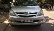 Cần bán gấp Toyota Innova năm sản xuất 2007 giá Giá thỏa thuận tại Đà Nẵng