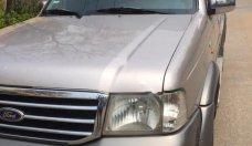 Cần bán gấp Ford Everest đời 2006, màu ghi vàng  giá 262 triệu tại Phú Thọ