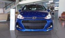 Cần bán Hyundai Grand i10 1.2L MT Hatchback 2018, màu xanh, giá bán thương lượng giá 362 triệu tại Hà Nội