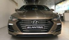 Hyundai BRVT bán ngay Elantra Sport 2018 màu vàng cát --Hotline 0933 740 639 gặp Trọng giá 729 triệu tại BR-Vũng Tàu