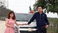 Bán Chevrolet Orlando đời 2013, màu bạc  giá 450 triệu tại Thanh Hóa