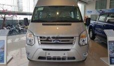 Bán ô tô Ford Transit Standard MID đời 2018, màu bạc giá 810 triệu tại Hải Phòng