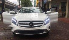 Bán Mercedes GLA200 2015, màu trắng nội thất kem cực đẹp giá 1 tỷ 140 tr tại Hà Nội