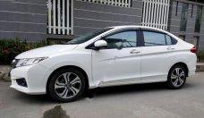 Cần bán gấp Honda City AT năm sản xuất 2016, màu trắng, giá 550tr giá 550 triệu tại Tp.HCM