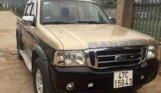 Cần bán xe Ford Ranger XLT đời 2004, màu ghi vàng giá 250 triệu tại Đắk Lắk