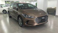 Bán Hyundai Elantra Sport 1.6 Turbo màu vàng cát, vàng be, có xe sẵn giao ngay giá 739 triệu tại Tp.HCM