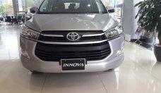 Bán ô tô Toyota Innova E số sàn, năm sản xuất 2018, màu bạc, giá chỉ 708 triệu giá 708 triệu tại Hà Nội