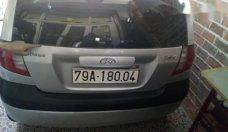 Cần bán xe Hyundai Getz đời 2009, màu bạc giá 200 triệu tại Khánh Hòa