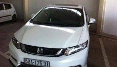 Chính chủ bán ô tô Honda Civic 2.0 đời 2014, màu trắng giá Giá thỏa thuận tại Đồng Nai