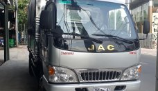 Bán xe tải jac 2 tấn 4 giá tốt - mua xe tải Jac thùng kín 2400kg 2450kg 2500kg đời 2017 rẻ giá 357 triệu tại Kiên Giang