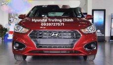 Cần bán Hyundai Accent sản xuất 2018, màu đỏ, giá tốt giá Giá thỏa thuận tại Tp.HCM
