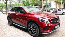 Bán Mercedes GLE43 AMG màu đỏ, chính chủ chạy lướt giá tốt giá 4 tỷ 239 tr tại Hà Nội