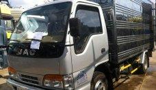 Xe JAC 1250Kg giá rẻ. Mua xe tải Jac 1 tấn 5 thùng lửng có hỗ trợ vay giá 337 triệu tại Kiên Giang