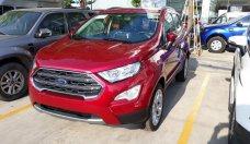 Bán Ford EcoSport Ambiente 1.5L AT năm sản xuất 2018, màu đỏ giá 569 triệu tại Tp.HCM