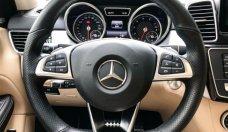 Bán Mercedes GLE43 AMG  3.0AT sản xuất 2017, màu đỏ, xe nhập giá 4 tỷ 339 tr tại Hà Nội