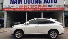 Cần bán gấp Lexus RX 350 AWD đời 2011, màu trắng, nhập khẩu giá 1 tỷ 920 tr tại Hà Nội