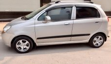 Cần bán xe Chevrolet Spark LT đời 2009, màu bạc. Xe 5 chỗ biển Hà Nội tên chính chủ giá 115 triệu tại Lạng Sơn