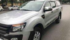 Bán ô tô Ford Ranger 4x4 sản xuất năm 2014, màu bạc số sàn giá 438 triệu tại Hà Nội